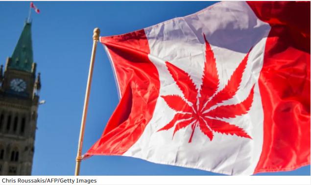大麻食品来了,加拿大本周合法化 …家长当心
