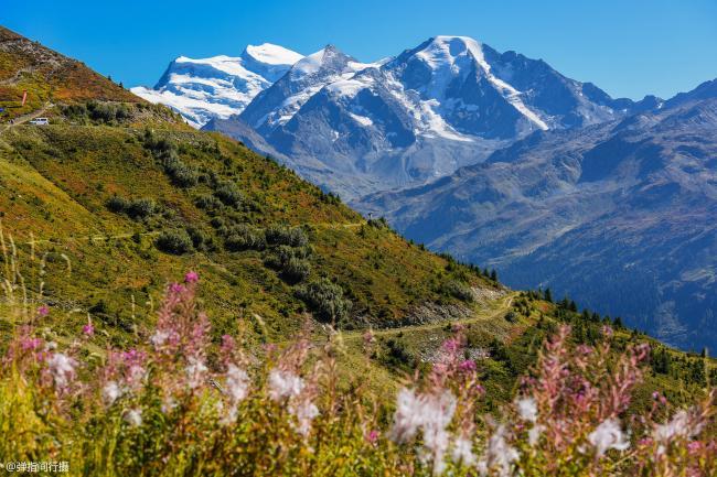 瑞士这座绝美小山城 中国游客很少知道