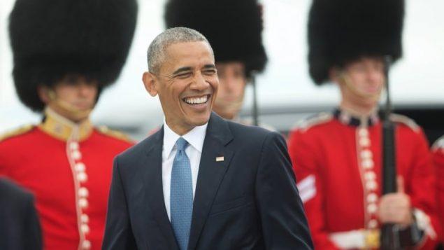 加国大选:奥巴马为什么支持特鲁多?