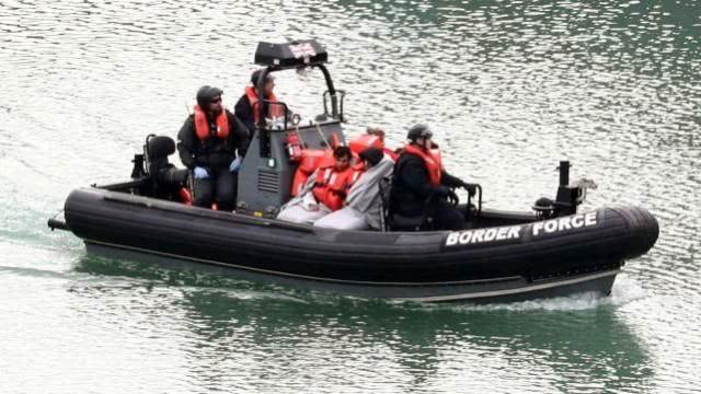 英国集装箱内39名死者被曝是中国籍偷渡不归路